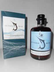 2004er Rum RA Guyana - 12 years old