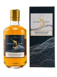 1998er Rum RA Guyana - Diamond Distillery - 20 years old