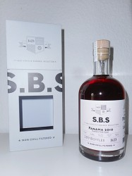 2010er Rum S.B.S. Panama - Oloroso Cask Finish - 9 years old