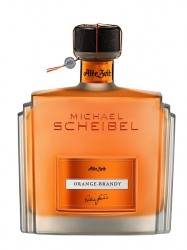 Michael Scheibel Alte Zeit - Orange Brandy