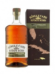 Single Cane Estate Rum - Worthy Park  (1 Liter)