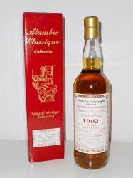 1992er Speyside Distillery - 22 years old