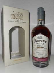 1998er Springbank - Sherry Cask - 18 years old