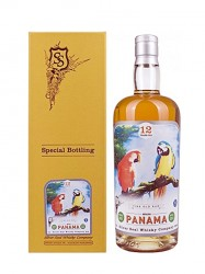 2001er Silver Seal Panama Rum - 12 years old