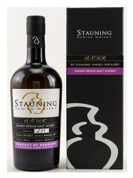 Stauning HEATHER - Danish Single Malt Whisky