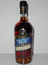 The Secret Treasures - South America Rum - 15 years old