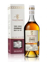 1989er Cognac Vallein Tercinier - Grande Champagne - 32 years old