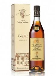 Cognac Vallein Tercinier X.O Vieille Reserve