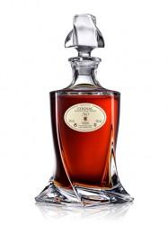 Cognac Vallein Tercinier X.O Quadro Decanter