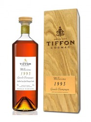 Cognac Tiffon - Millésime 1995