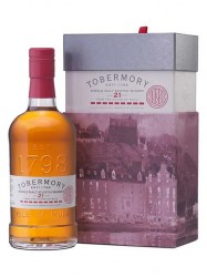 Tobermory - Manzanilla Finish - 21 years old