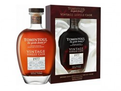 1977er Tomintoul - the gentle dram - 38 years old