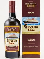 2004er Transcontinental Rum Line - Guyana - 14 years old