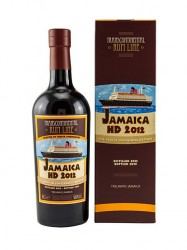2012er Transcontinental Rum Line #33 - Jamaica - 6 years old
