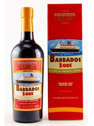 2005er Transcontinental Rum Line #26 - Barbados - 13 years old