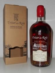 1975er Armagnac Trésor des Rois - 45 years old