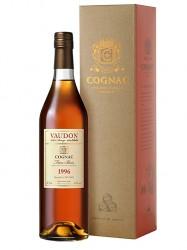 1996er Cognac Vaudon - Brut de Fut - 23 years old