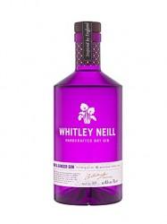 Whitley Neill - Rhubarb & Ginger Gin  (1 Liter)