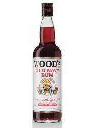 Wood`s Old Navy Rum  (1 Liter)