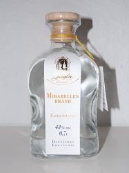 Ziegler - Edelbrand - Mirabelle -