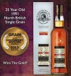 1991er North British - Sherry Cask - 25 years old